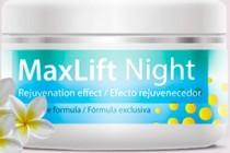 MaxLift – Crema Antirid? Functioneaza noaptea?