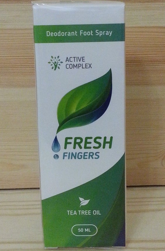 Fresh Fingers Romania Spray Ciuperca Picior