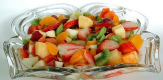 dieta dukan salata de fructe