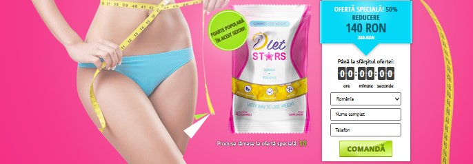 Diet Stars Comanda