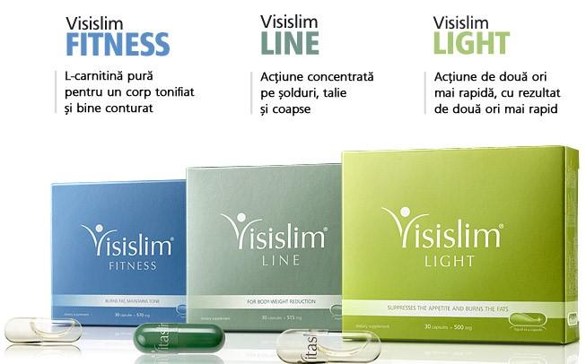 Cele mai bune pastile de slăbit Visislim in 2021